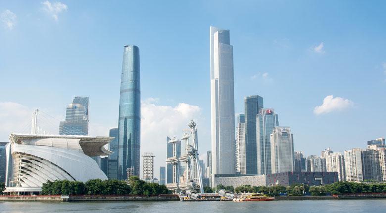Guangzhou Skyscrapers