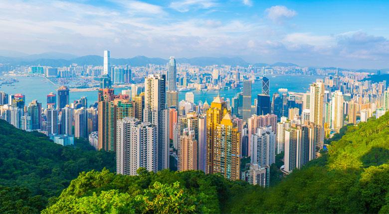Hongkong Skyscrapers