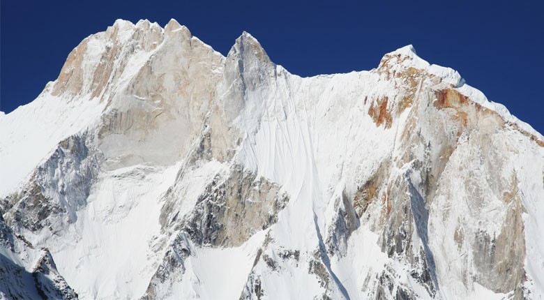 Meru Peak, Himalayan Mountains