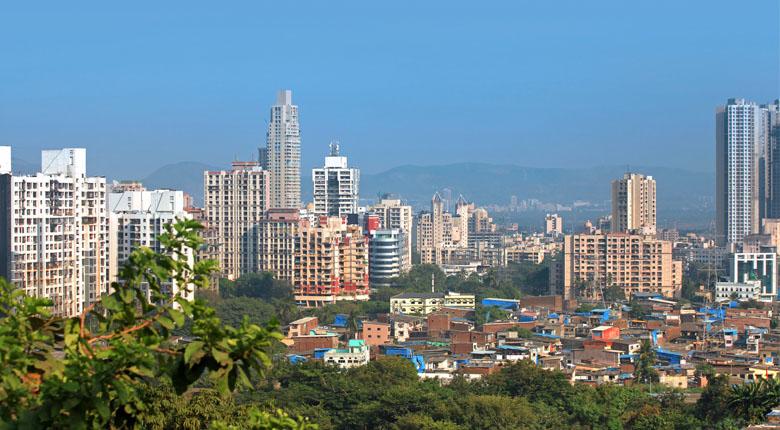 living in mumbai