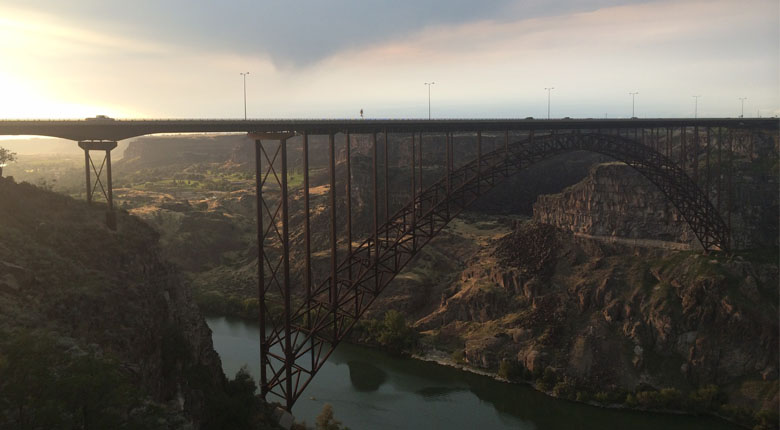 Perrine Bridge, Idaho