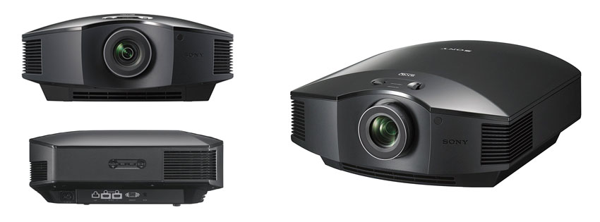 Sony VPL-HW45ES 1080p 3D SXRD Home Projector