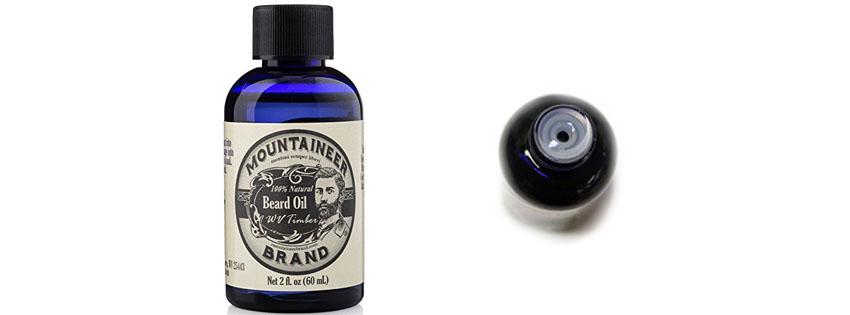 Mountaineer Brand Natural Beard Oil-WV Timber