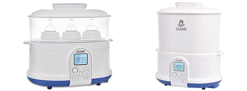 Baby Brezza Safe Smart Bottle Warmer