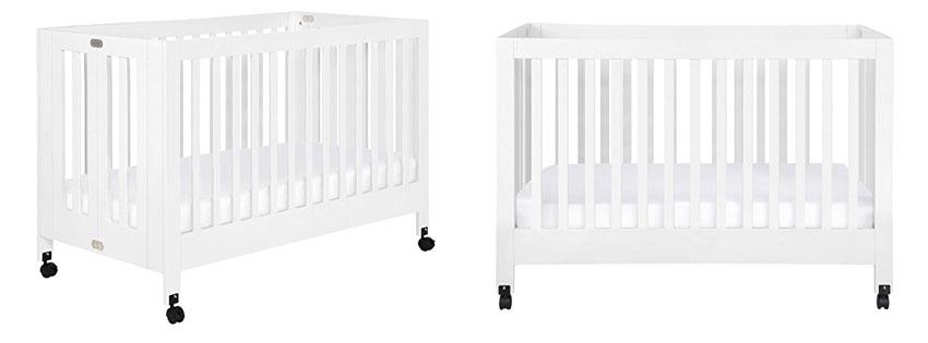 Babyletto Maki Full-Size Folding Crib
