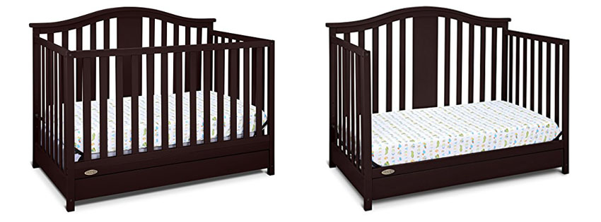Graco Solano Convertible Crib with Drawer