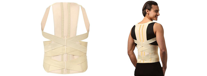 Perfect Posture Lumbar Back Brace