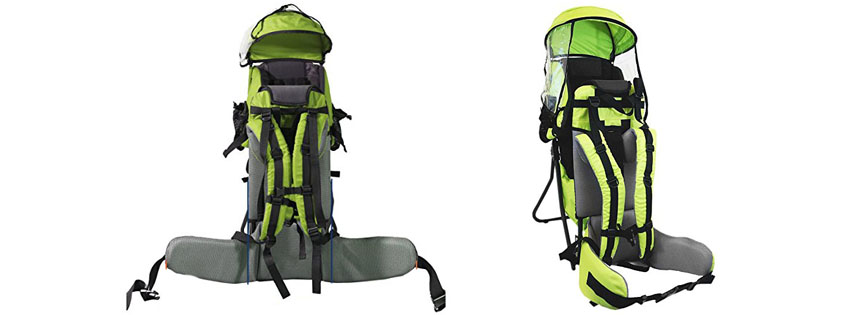 Deluxe Baby Back Pack Cross Country Carrier