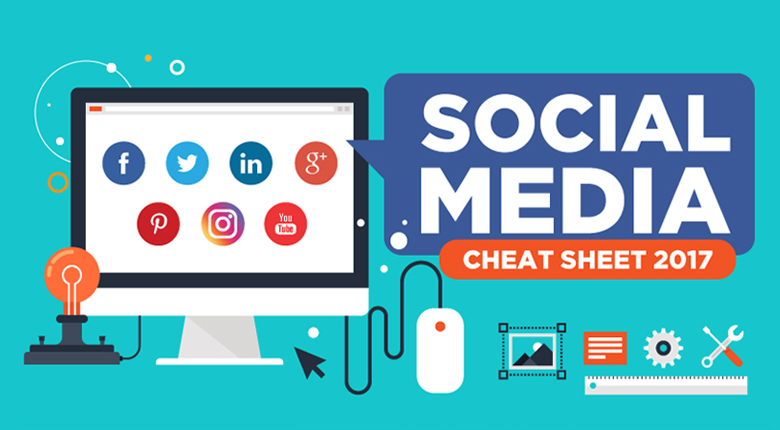 Feature Social Media Image Size Cheat Sheet