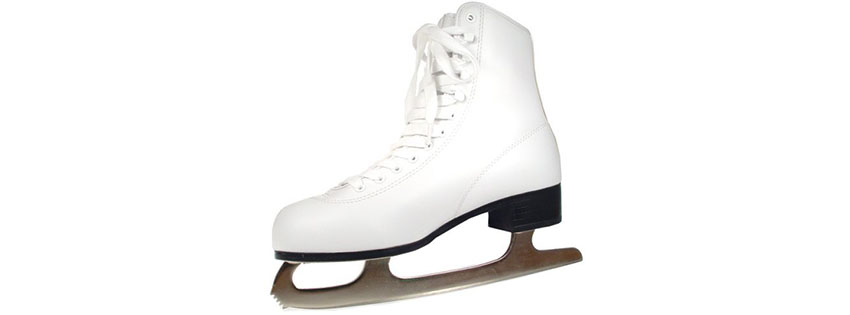 American Athletic Women Tricot Lined Ice Skates