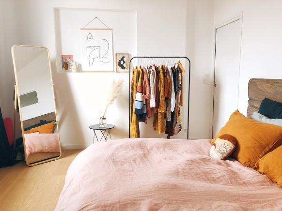 Couple's bedroom.