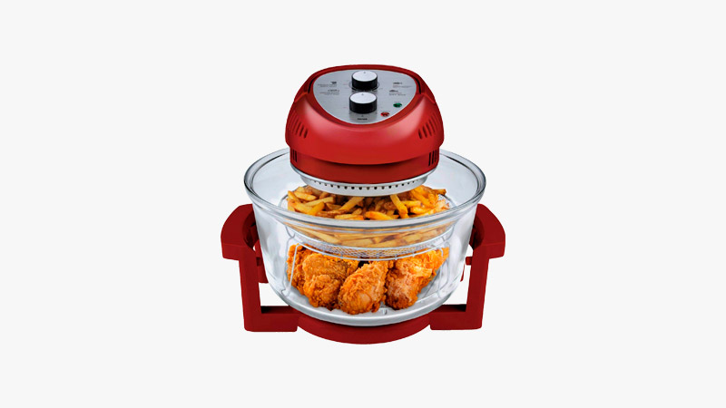 Big Boss 9063 1300-watt Oil-Less Fryer