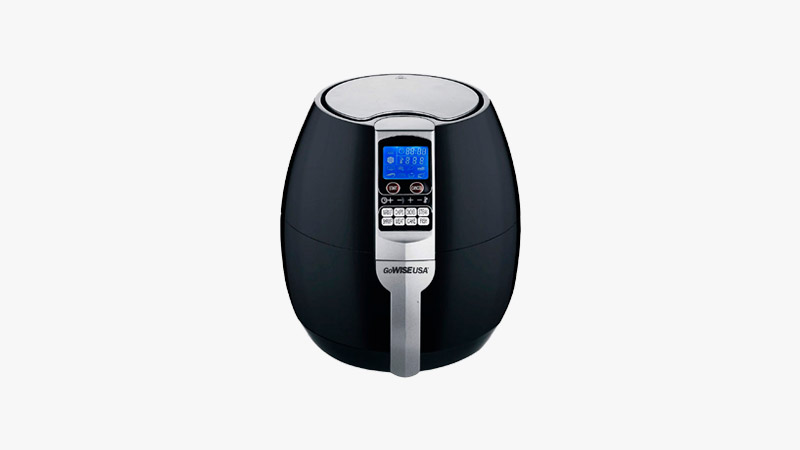 GoWISE USA GW22611 Programmable 8-in-1 Air Fryer
