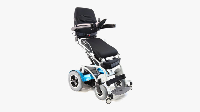 Karman 18 Inch Full Power Stand Up Chair
