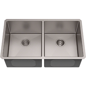 Kraus KHU102-33 Kitchen Sink