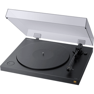 Sony PSHX500 Hi Res Turntable