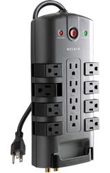 Belkin 12-Outlet Pivot-Plug Power