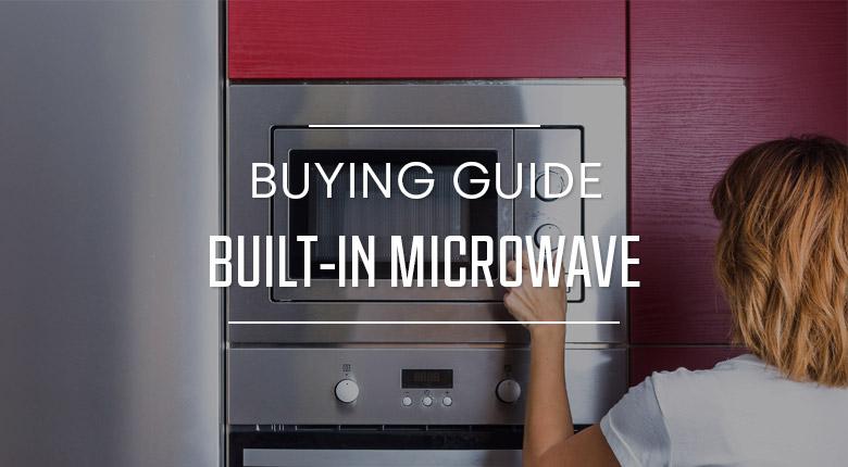 Built-in Microwave Guide