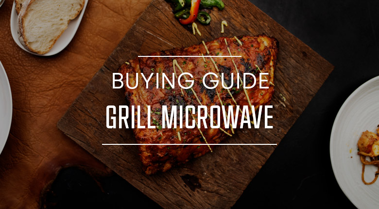 Grill Microwave Guide
