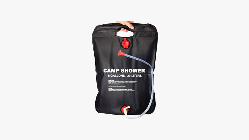 DOTSOG Portable Outdoor Solar Shower Bag