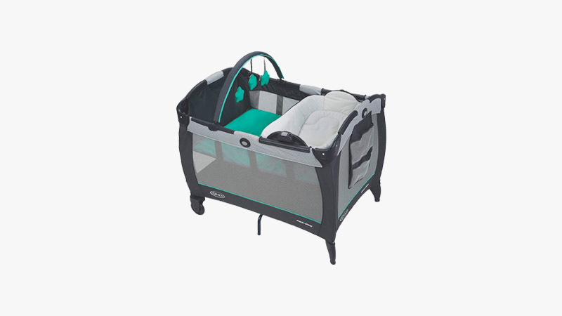 Graco Pack 'n Play Playard with Reversible Seat & Changer LX