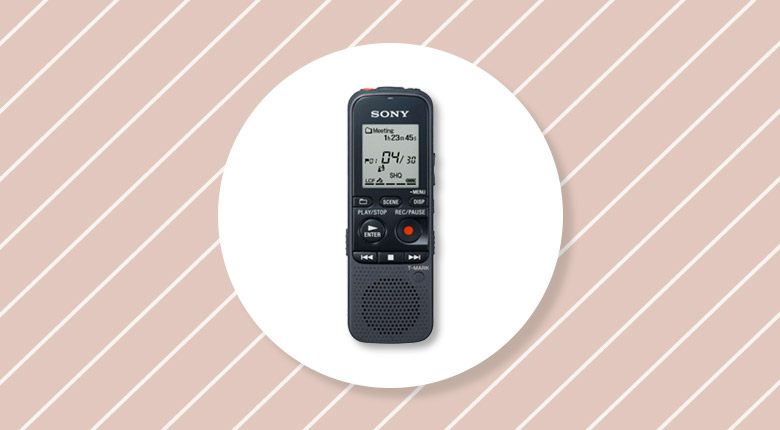 The 10 Best Portable Digital Voice Recorders