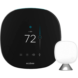 ecobee SmartThermostat with Voice Control
