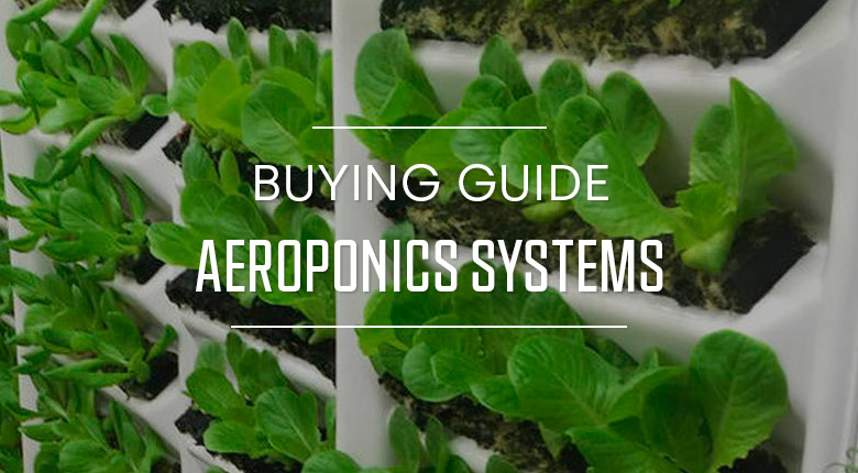 Buying Guide Aeroponics Systems