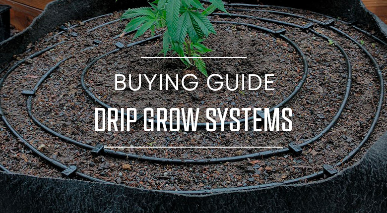 Buying Guide Drip Grow Systems