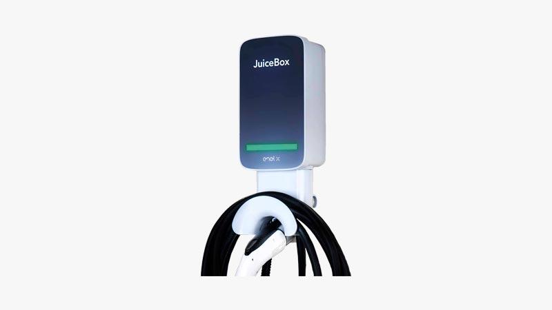 JuiceBox Pro 40 Smart Electric Vehicle (EV) Charging Station