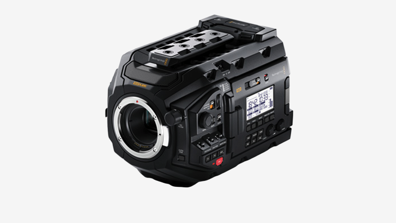 Blackmagic Design URSA Mini Pro Camera