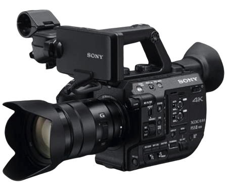 Sony Super 35 FS5 II Camera System