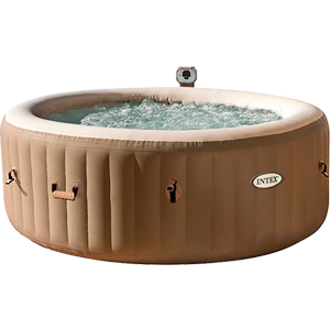 Skroutz 4 Person Inflatable Hot Tub
