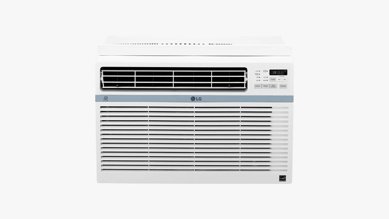LG LW1217ERSM Window Mounted Wi-Fi Control Air Conditioner