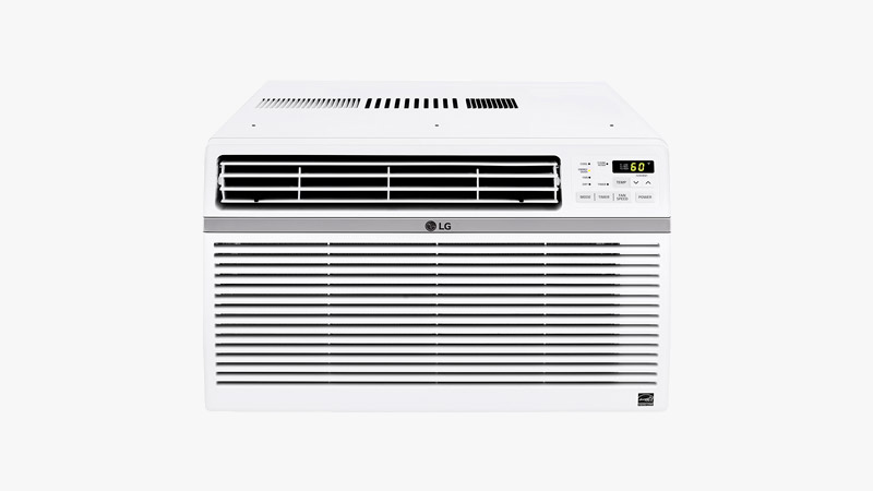 LG LW2516ER Window-Mounted Air Conditioner