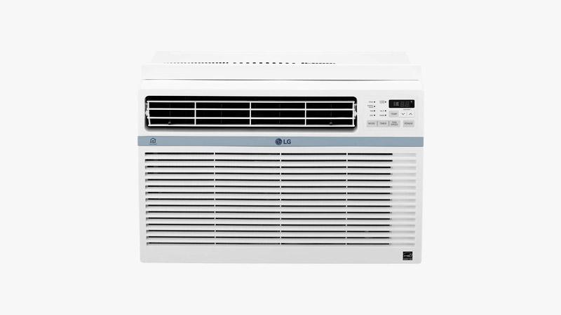 LG LW8017ERSM Smart Window Air Conditioner (Wi-Fi)