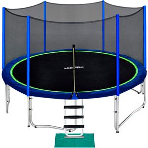 Zupapa 14 FT Trampoline for Kids