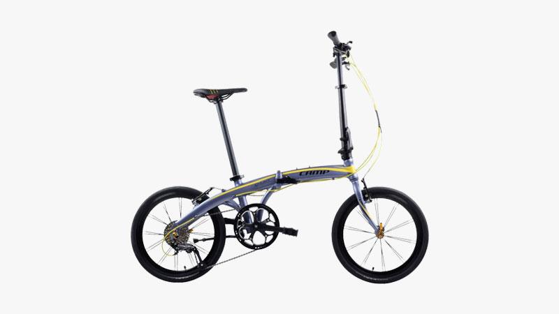 Camp Lightweight Folding Bike