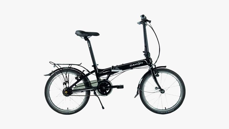 """Dahon Vitesse i7 20"""" Obsidian Folding Bike"""