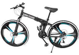 Oyma Power Folding Mountain Bike