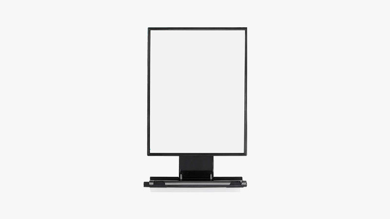ToiletTree Products Deluxe Fogless Mirror with Squeegee
