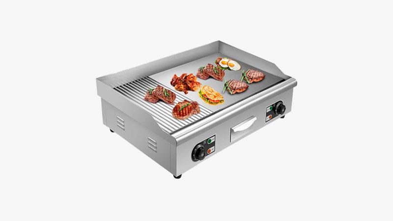 """Vevor 110V 29"""" Electric Countertop Griddle Grill"""